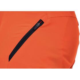 Cube Edge Baggy Shorts Lightweight Men, orange